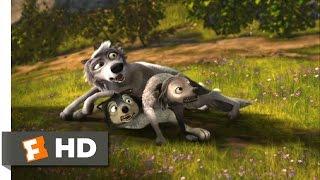 getlinkyoutube.com-Alpha and Omega (1/12) Movie CLIP - Wolf Pile (2010) HD