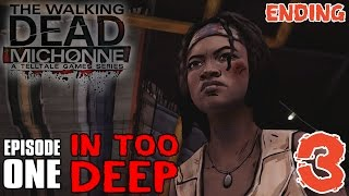 "getlinkyoutube.com-The Walking Dead: Michonne Episode 1 ""In Too Deep"" Playthrough - Part 3 Ending - Samantha's Revenge"