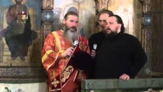 Концерт трио архиерейского хора Нижегородской митрополии