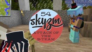 getlinkyoutube.com-Attack of the B Team 54 - Minecraft Mods - Free Rampy!