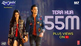 Atif Aslam: Tera Hua Video   Loveyatri   Aayush Sharma   Warina Hussain   Tanishk Bagchi Manoj M