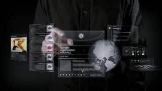 Hologram Intro