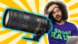 getlinkyoutube.com-What Was Nikon Thinking? Nikon 70-200 2.8E FL ED VR Lens Preview / Rant: Priced NOT TO SELL