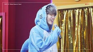 180113 BTS 4TH MUSTER 피 땀 눈물 Cute Ver 방탄소년단 BTS JIMIN Focus