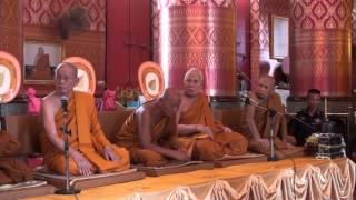 getlinkyoutube.com-พิธีทักษิณานุปาทาน ฉลองอายุวัฒนมงคล ครบ 104 ปี พระอุดมญาณโมลี (หลวงปู่จันทร์ศรี จันททีโป)10-10-2558