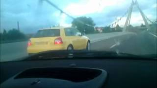 getlinkyoutube.com-rené et sa audi S3 vs 147 GTA.wmv