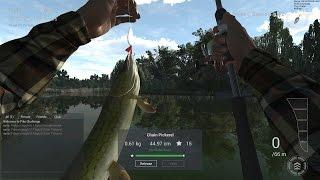 getlinkyoutube.com-Fishing Planet #1 - Wstęp