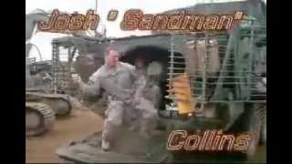 "getlinkyoutube.com-Funny American soldiers dance to michael jackson "" beat it ""  troop surge 2007 - 2008 2-1 cav 4/2ID"