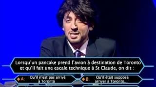 getlinkyoutube.com-Gad Elmaleh Et Kad & Olivier - Qui Veut Gagner De L'Argent En Masse