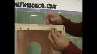 getlinkyoutube.com-Instrucciones para la realización de un cajón flamenco.
