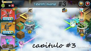 getlinkyoutube.com-monster legends (maze island) isla laberinto capitulo #3 mi progreso