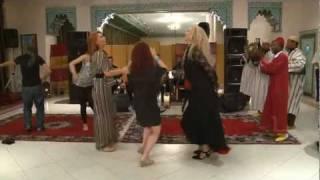 getlinkyoutube.com-Dancing Party  Mediterranean Delight Festival 2011 - Morocco Marrakech