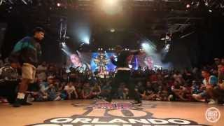 getlinkyoutube.com-Vicious Victor vs Stripes - Red Bull BC One Orlando Cypher Finals