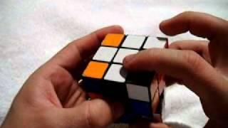 getlinkyoutube.com-Como resolver o armar el cubo de rubik en un solo paso sencillo