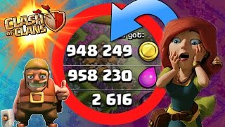 Clash Of Clans | HISTORICAL 2 MILLION LOOT RAID! | MUST WATCH! So Much Loot!