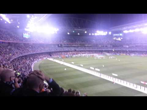 Melbourne Victory VS Perth Glory elimination final @ Etihad Stadium