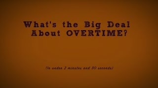 getlinkyoutube.com-Stop Cheating Workers out of Overtime