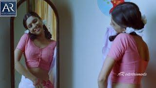 Naa Madilo Nidirinche Cheli Scenes | Man Watching Girl Dress Changing Comedy | AR Entertainments