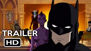 getlinkyoutube.com-Justice League Dark Official Trailer #1 (2017) Animated DC Superhero Movie HD