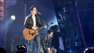getlinkyoutube.com-Boyce Avenue - Back For Good/Wonderwall - Live at the MTV EMAs Belfast 2011 (Take That/Oasis cover)