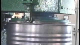 getlinkyoutube.com-Manek - Barrel / Drum Making Machinery