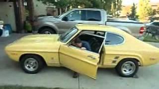 getlinkyoutube.com-Test Drive the 1974 Ford Capri V8!
