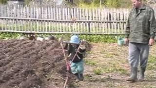 getlinkyoutube.com-Лебедка сельскохозяйственная своими руками