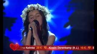 getlinkyoutube.com-Angelina Jordan - Fly me to the Moon 2014