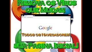 getlinkyoutube.com-Como Remover Vírus que Mudam a Pagina Inicial do Navegador!!!