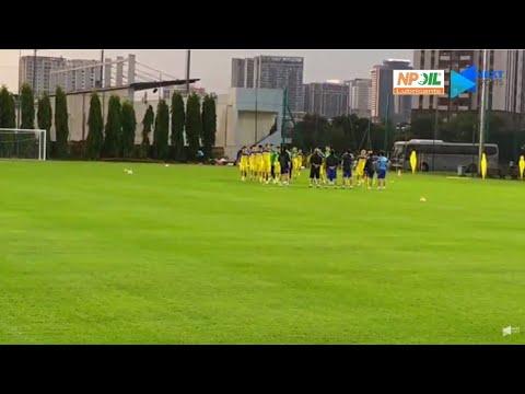 Bão lớn siêu to khổng lồ trước thềm buổi tập quan trọng của đội tuyển Việt Nam
