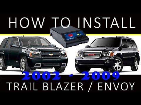 How to install a brake control Envoy/Trail blazer 02 to 09