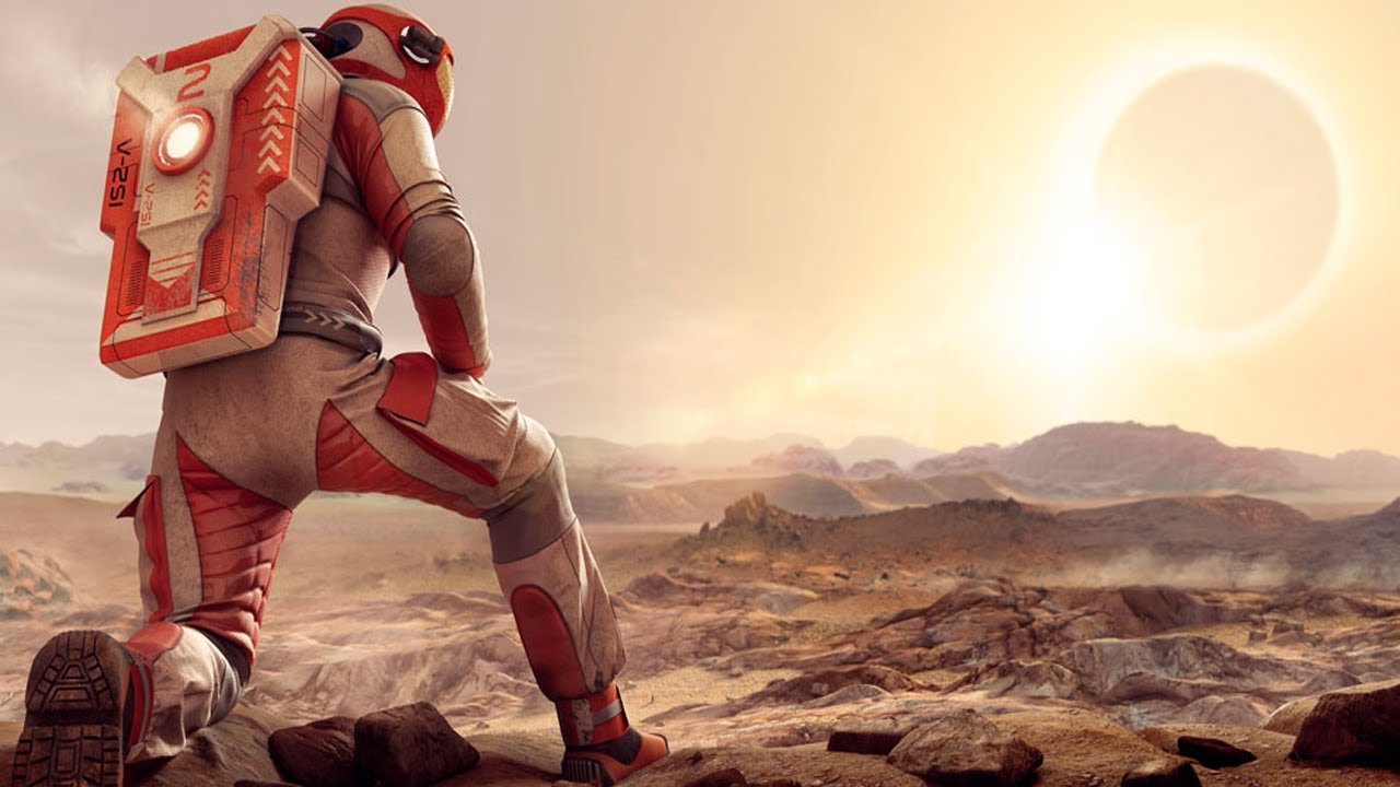 Spacefarers : How Humans Will Settle the Moon, Mars, and Beyond