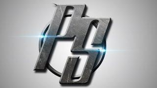 getlinkyoutube.com-Photoshop CS6 Tutorial - Logo Design (Metal)