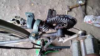 getlinkyoutube.com-chainless bicycle mechanical engineering project topics