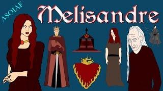 ASOIAF: Melisandre - Focus Series (Book Spoilers) width=