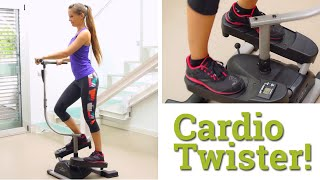 getlinkyoutube.com-Cardio Twister Swing Stepper