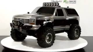 getlinkyoutube.com-Traxxas Slash 4x4 Trail Truck / Crawler