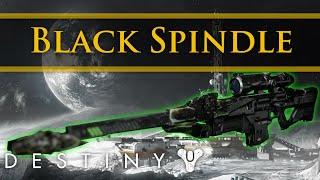 getlinkyoutube.com-Destiny - How to get Black Spindle! Secret exotic weapon mission!