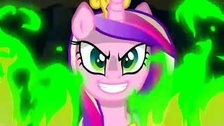 getlinkyoutube.com-My Little Pony: FiM | Temporada 2 Capítulo 25 (4/4) | Una Boda en Canterlot Parte 1 [Español Latino]
