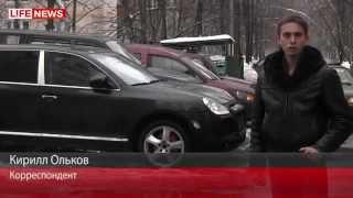 getlinkyoutube.com-RoadRage.Ru : Дорожный беспредел на Porsche Cayenne