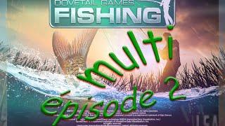 Vidéo info euro fishing