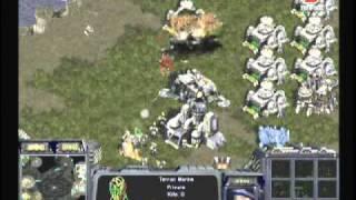 getlinkyoutube.com-ShinHan2006-3 OSL  sAviOr vs NaDa 2007-02-24  @ Reverse Temp