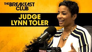 Judge Lynn Toler Discusses Mental Health, Crazy Divorce Court Cases + More width=