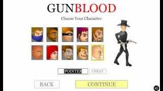getlinkyoutube.com-Hacks/cheats on Gun Blood