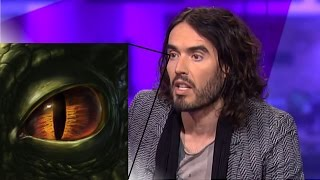 getlinkyoutube.com-Russell Brand's Reptilian Shapeshifting Eyes (Again) on British TV