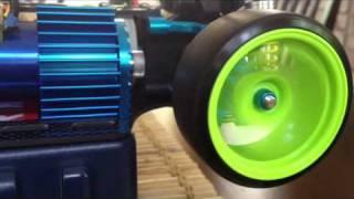 TT01 ezrun 5.5T Brushless Set-Up