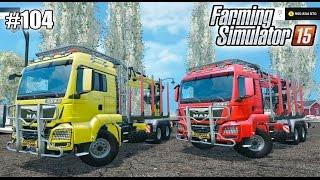 getlinkyoutube.com-Farming Simulator 15 моды: MAN ЛЕСОПОГРУЗЧИК (104 серия)