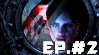 Resident Evil Revelations | Ep.#2 - Salvandu-l pe Chris Redfield