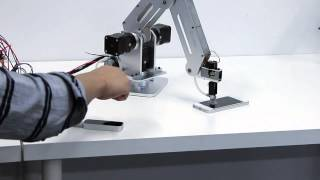 getlinkyoutube.com-Dobot Arm: Brings Industrial Precision to Every Maker's Desktop