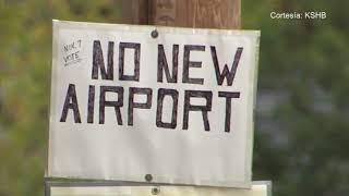 Discrepancias sobre el mega proyecto de construcción del nuevo aeropuerto de Kansas City